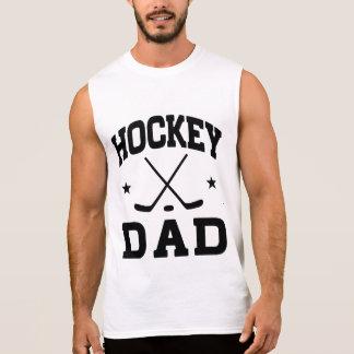 Hockey Dad Sleeveless Shirt