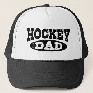 Hockey Dad Trucker Hat