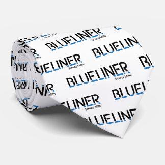 Hockey Defense Blueliner Tie
