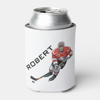 Hockey Design Can Cooler