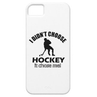 hockey designs case for the iPhone 5