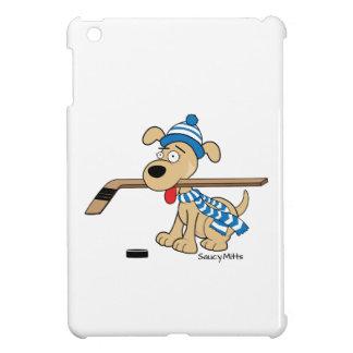 Hockey Dog iPad Mini Cover
