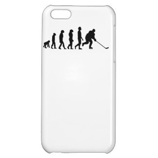 Hockey Evolution Cover For iPhone 5C