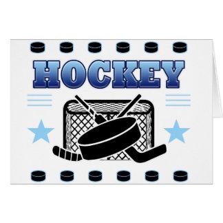 Hockey Fan Card