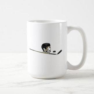 Hockey Gear Coffee Mug