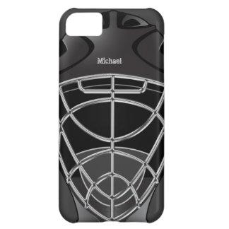 Hockey Goalie Helmet iPhone 5C Case