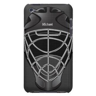 Hockey Goalie Helmet iPod Case-Mate Case