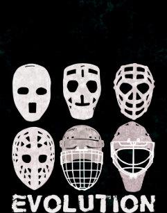 Hockey Goalie Mask Home Furnishings Accessories Zazzle Com Au