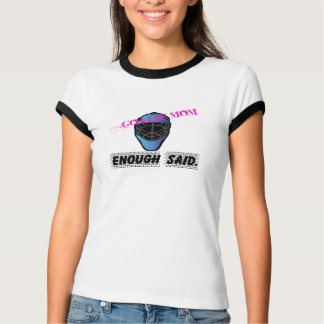 Hockey Goalie Mom Shirt