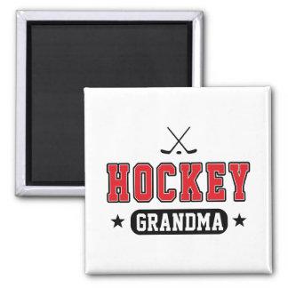 Hockey Grandma Magnet