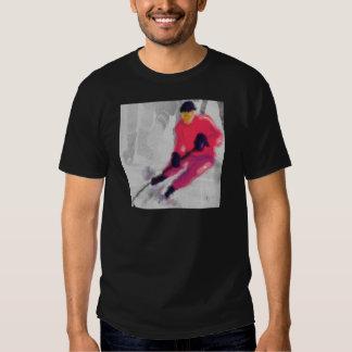 Hockey, He Shoots and Scores Art Shirts