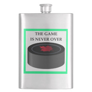 hockey hip flask