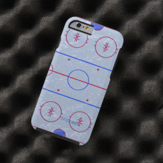 Hockey Ice Rink Pitch Tough iPhone 6 Case