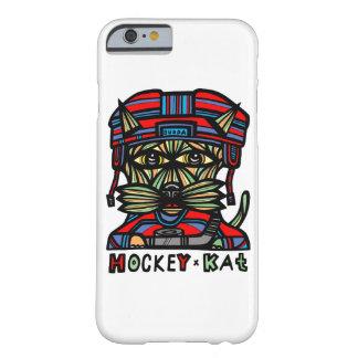 """Hockey Kat"" Glossy Phone Case"