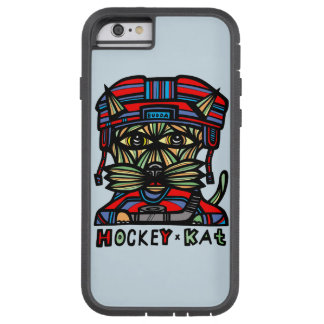 """Hockey Kat"" Tough Xtreme Phone Case"