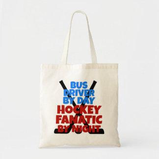 Hockey Lover Bus Driver