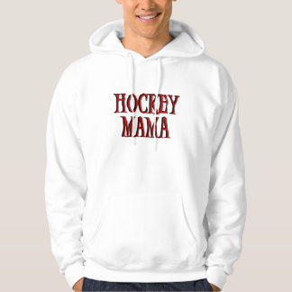 Hockey Mama Red T-shirts and Gifts