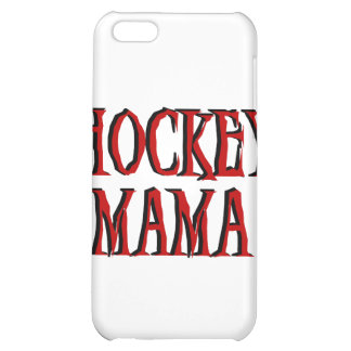 Hockey Mama Red T-shirts and Gifts iPhone 5C Covers