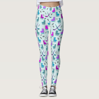 Hockey Memphis style Leggings