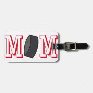 Hockey Mom Bag Tag