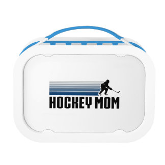 Hockey Mom Lunch Box