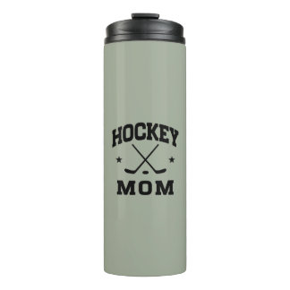 Hockey Mom Thermal Tumbler
