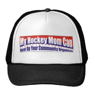 Hockey Mom vs. Community Organizer Cap