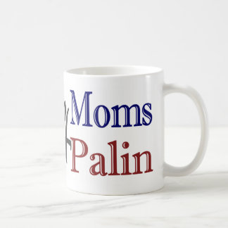 Hockey Moms 4 McCain Palin Coffee Mug