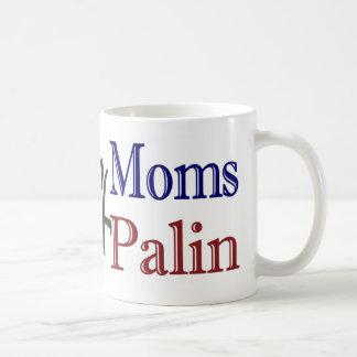 Hockey Moms 4 McCain Palin Coffee Mugs