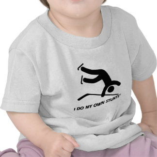 Hockey My Own Stunts Shirt