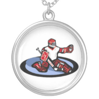 Hockey  Necklaces