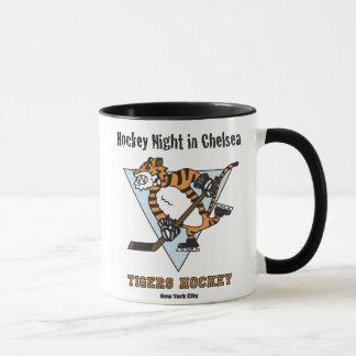 Hockey Night in Chelsea Coffee Mug