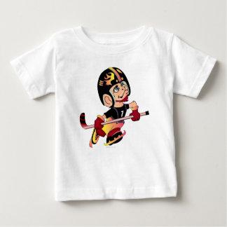 HOCKEY PLAYER Baby Fine Jersey T-Shirt