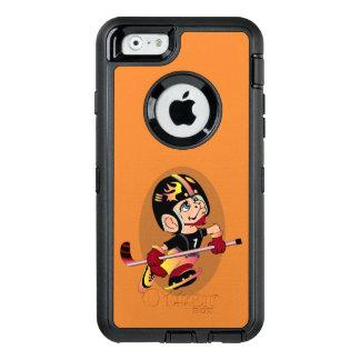 HOCKEY PLAYER CARTOON Apple iPhone 6  DS OtterBox iPhone 6/6s Case