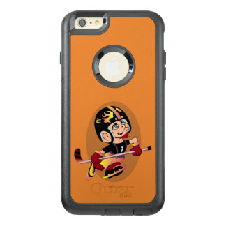 HOCKEY PLAYER CARTOON Apple iPhone 6 Plus  CS