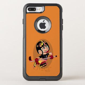 HOCKEY PLAYER CARTOON Apple iPhone 7 Plus  CS