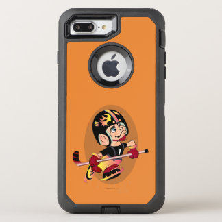 HOCKEY PLAYER CARTOON Apple iPhone 7 Plus  DS