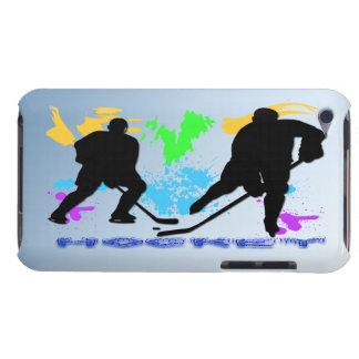 Hockey Players iPod Touch Case-Mate Case