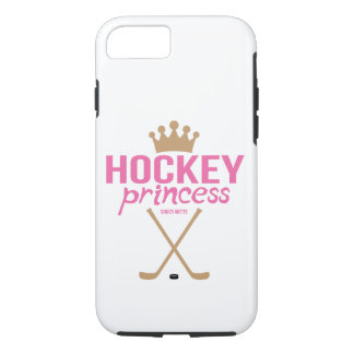 Hockey Princess iPhone 8/7 Case