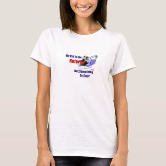Hockey Referee Mom T Shirt