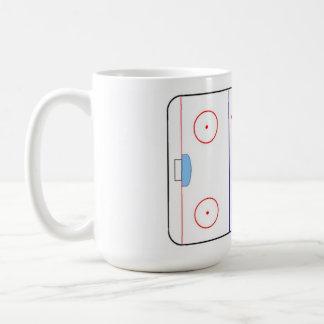 hockey rink mug