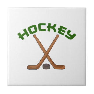 HOCKEY SMALL SQUARE TILE
