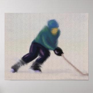 Hockey Speed, Poster