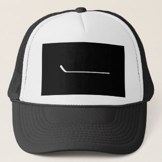 Hockey stick hat