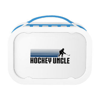 Hockey Uncle Lunch Box