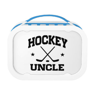Hockey Uncle Lunchboxes