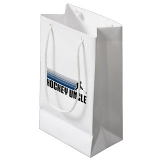Hockey Uncle Small Gift Bag
