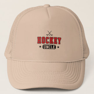 Hockey Uncle Trucker Hat