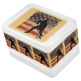 Hockey USA IGloo Cooler