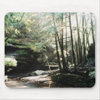 Hocking Hills-Old Man's Cave Mousepad